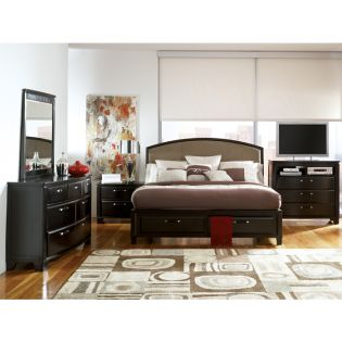 B569  Panel Bed (침대+협탁+화장대)  ~ 26조 Sale ~
