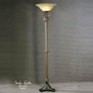 28033  Cortina Tall Lamp