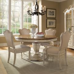 Provenance 76225  Dining Set (1 Table + 2 Arm + 4 Side)