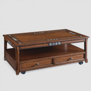 T1536-43  Cocktail Table