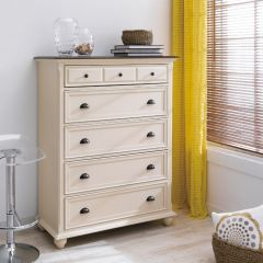 B1694-10  5-Drawer Chest
