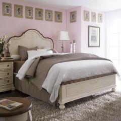 Macy´s  Panel Bed (침대+협탁+화장대) ~Selling in Macy's Department~ (미국최대 백화점)