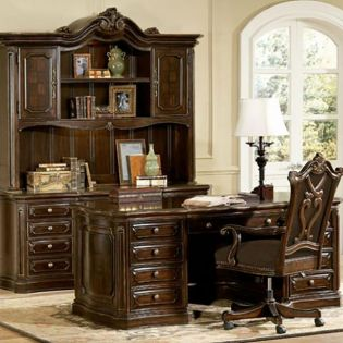 71431 Grand European  Executive Desk