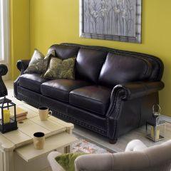 1788  Leather Sofa