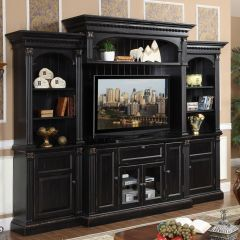 Hathaway  Entertainment Wall Unit