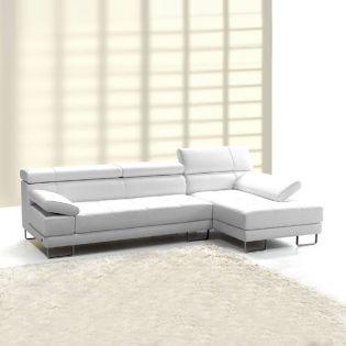 Catania  Leather Sofa