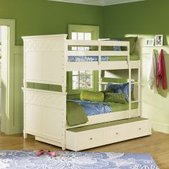 Y1816-70  Bunk Bed (Twin over Twin)