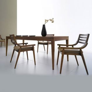 DP1155-6  Leather Dining Set (1 Table + 6 Chairs)  ~Top Quality~