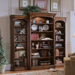 281-10-541/542/545  3 Pcs Bookcase