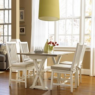 Great Room 128816  Dining Set (1 Table + 4 Side)