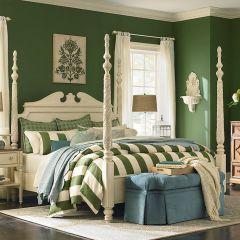 2914-K193  Poster Bed (침대+협탁+화장대)