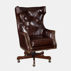 EC386-088  Leather Chair