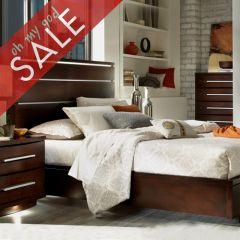 290 Marbella  Panel Bed (침대+협탁+화장대)