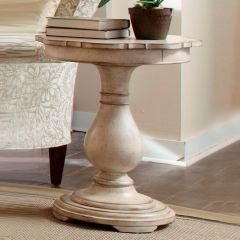 89309 Belmar II  Round Accent Table