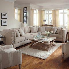 92529 Ventura  Madison Sectional Sofa (4 Pcs)