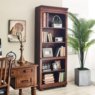 W1209-701 American Heritage   Bookcase