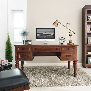 W1209-731 American Heritage  Writing Desk