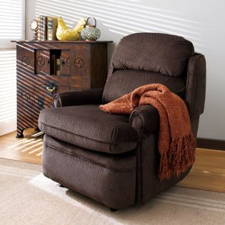 5-6514 Capital Club II-1003-41 Java Brown  Recliner