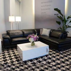 MU-9861  Sectional Sofa