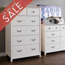 8100-6  6-Drawer Chest