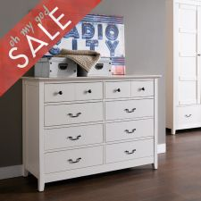 8100-8  8-Drawer Chest