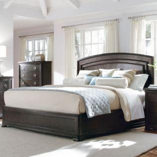 81125 Optum  Panel Bed (침대만)