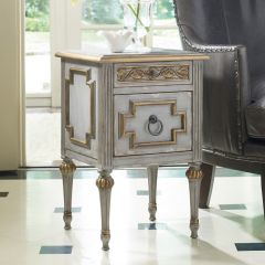 500-50-906  Square Chairside Table