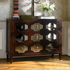 Kensington Place 708-973  Winslow Mirrored Hall Chest