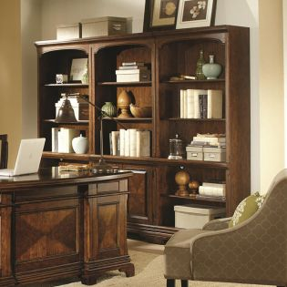 i26-333 Hawthorne  Open Bookcase