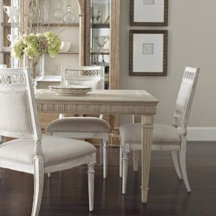 Collection One  Dining Set (1 Table + 2 Arm + 4 Side)