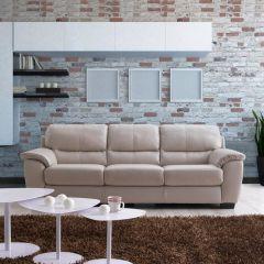 9170-3S  Leather Sofa