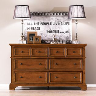 i09-453  6-Drawer Dresser