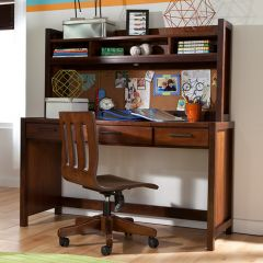 2911-6100/6200 Eclipse  Desk & Hutch