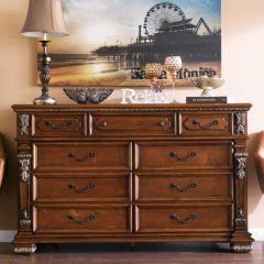 B8168-10  Drawer Dresser