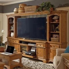 i09-264/225/229/210   Entertainment Wall Unit
