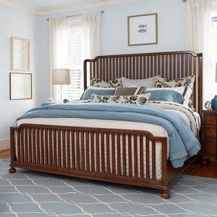 The Tybee 596260B  Island King Bed