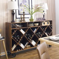 12580  Wine & Storage Rack~SBS 수목드라마 [리턴] 협찬~