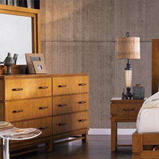 B2597-20/40  Dresser & Mirror