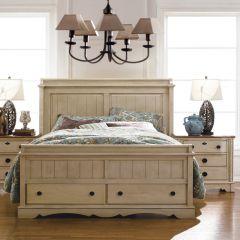 FR-B747 Panel Bed w/ Storage