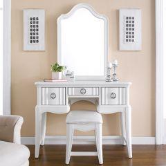 Y2194-32/40  Vanity & Mirror & Stool