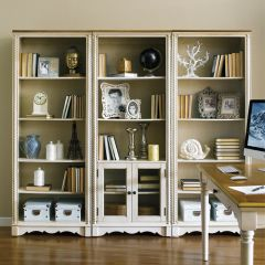 H747-Door  Bookcase