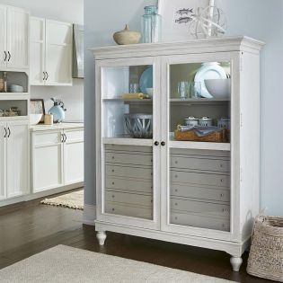 597B676  The Bag Lady Cabinet