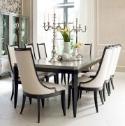Symphony 5640-221  Dining Set (1 Table + 6 Chairs)