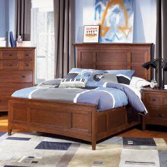 Y1873-64  Full Panel Bed (침대)(매트 규격: 134cmx 193cm)