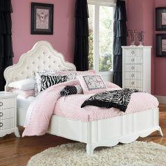 Y2194-60  Full Island Bed (침대)(매트 규격: 134cmx 193cm)