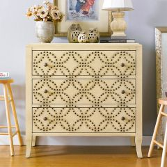 12876  3-Drawer Cabinet