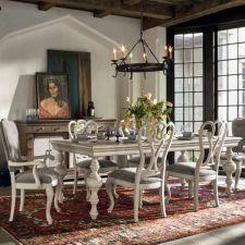 Elan 637653  Dining Set  (1 Table + 2 Arm + 4 Side)