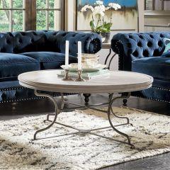 Elan 637801  Round Cocktail Table