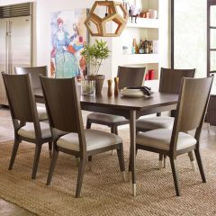 Soho 6020-221  Dining Set (1 Table + 6 Chairs)