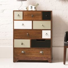 Haily-010  10-Drawer Chest